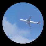 ביטוח נסיעות לחול - לוגו עגול