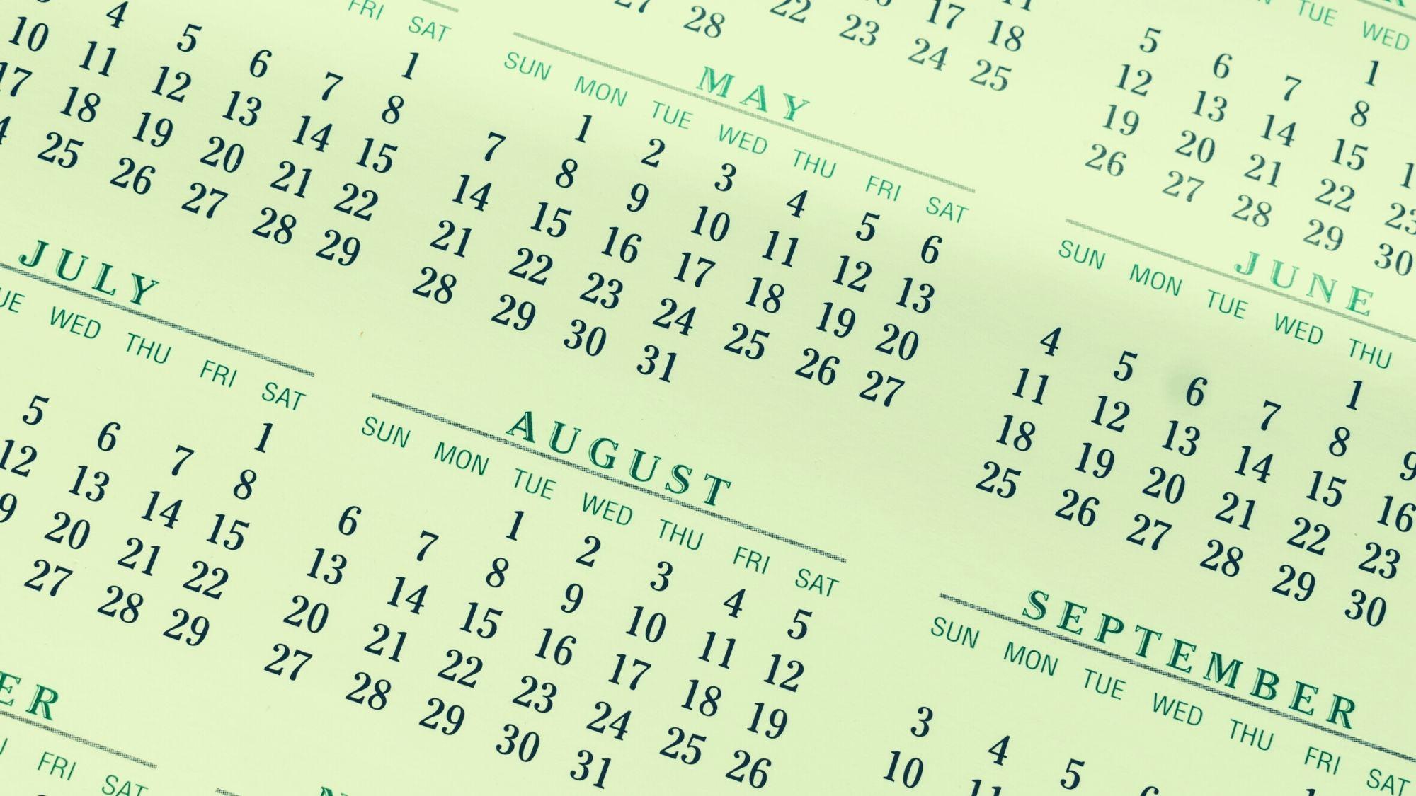 לוח שנה – 31 בדצמבר, תזכורת לוועד הבית