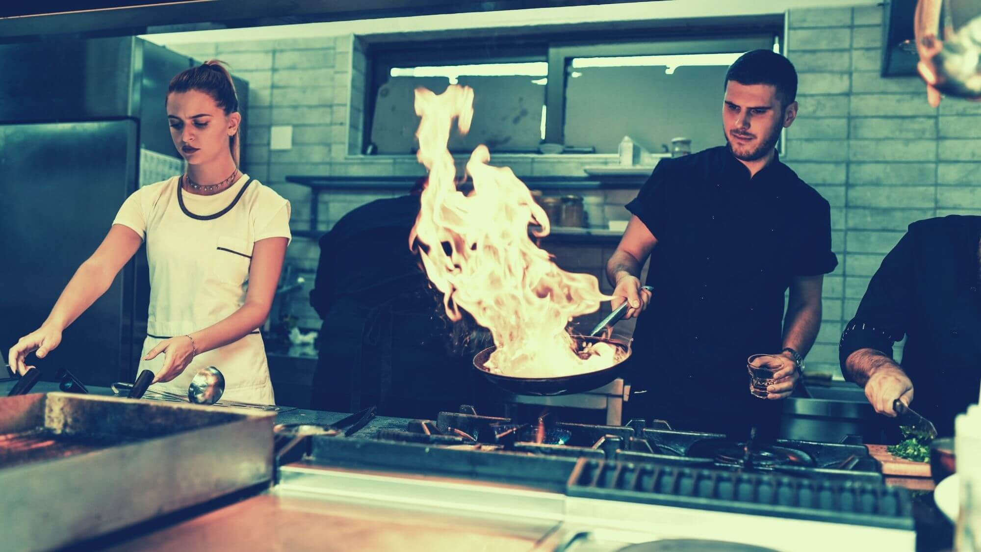 אש במטבח – ביטוח צד ג'