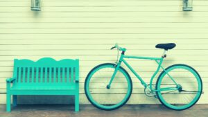 אופניים בבית משותף