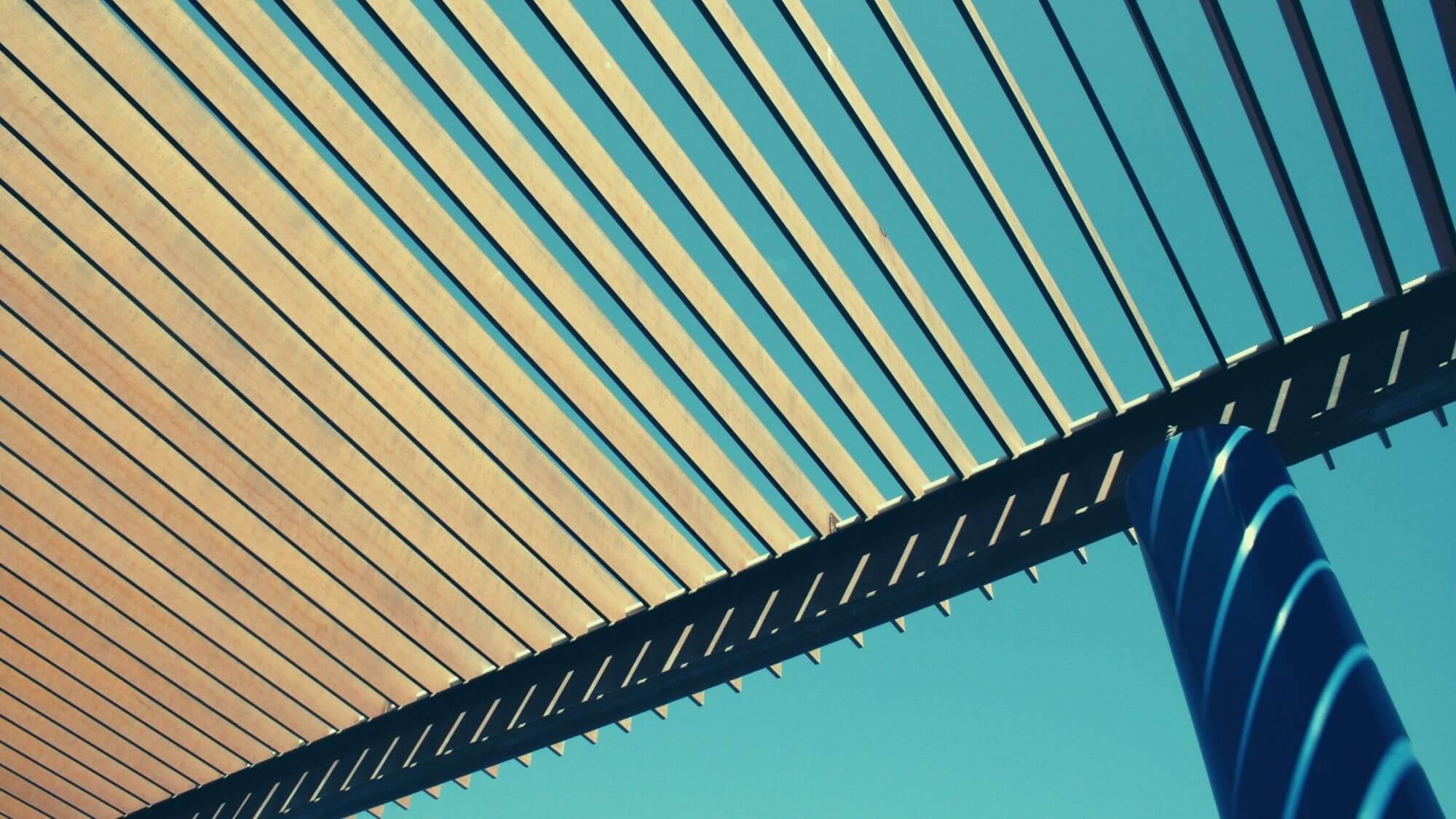 פרגולות קלות בבית המשותף – אין צורך בהיתר בנייה