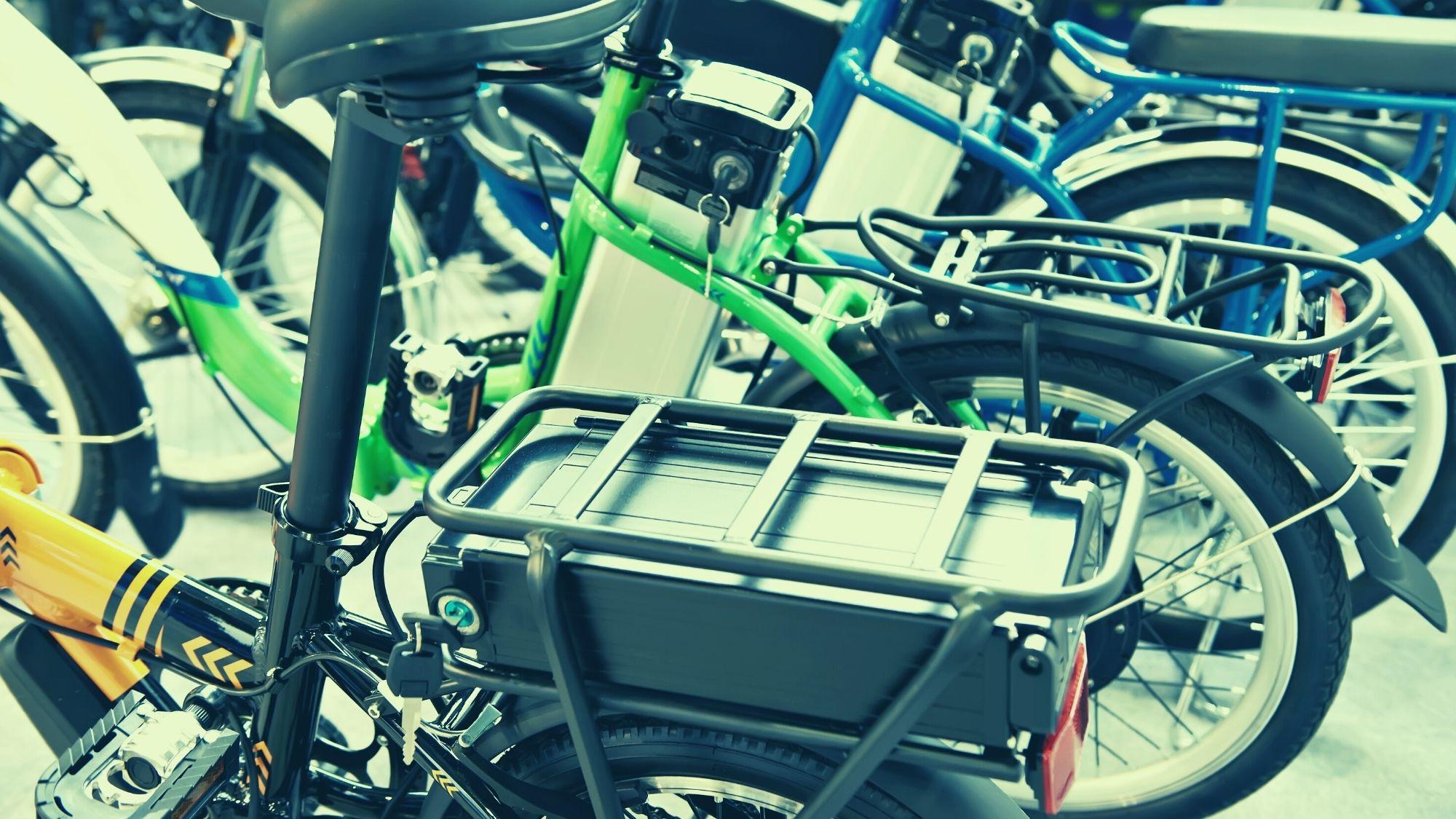 אופניים חשמליים – סכנת התלקחות